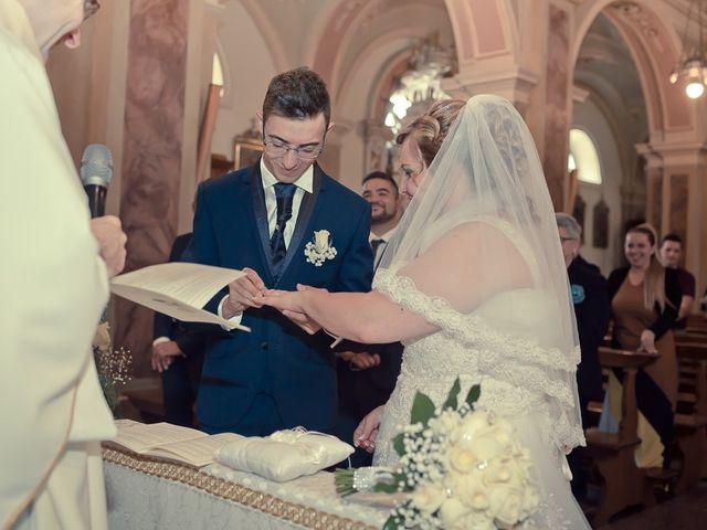 Il matrimonio di Giovanni e Sandra a Erbusco, Brescia 98
