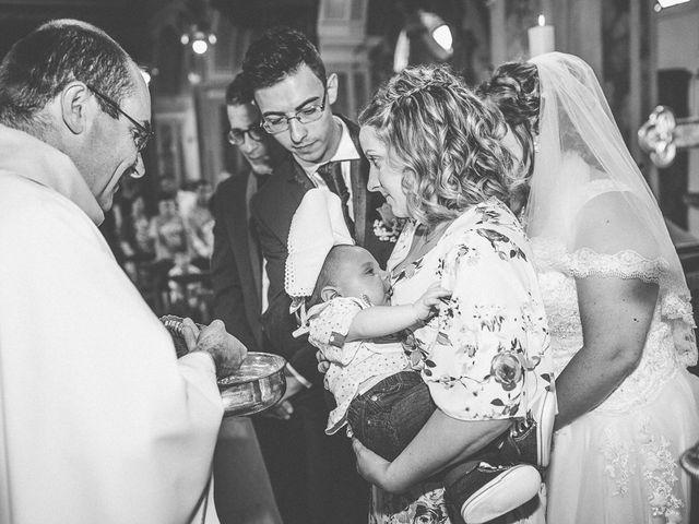 Il matrimonio di Giovanni e Sandra a Erbusco, Brescia 100