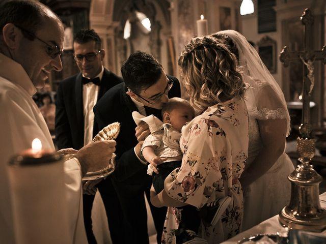Il matrimonio di Giovanni e Sandra a Erbusco, Brescia 101