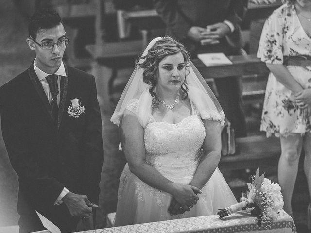 Il matrimonio di Giovanni e Sandra a Erbusco, Brescia 107