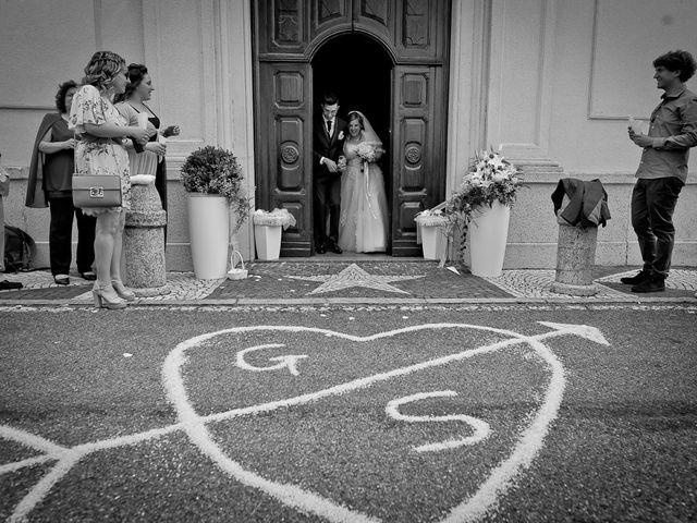 Il matrimonio di Giovanni e Sandra a Erbusco, Brescia 110