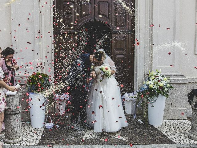 Il matrimonio di Giovanni e Sandra a Erbusco, Brescia 111