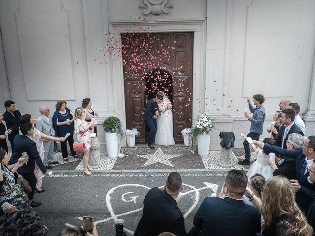 Il matrimonio di Giovanni e Sandra a Erbusco, Brescia 114