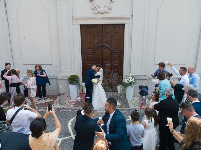 Il matrimonio di Giovanni e Sandra a Erbusco, Brescia 115