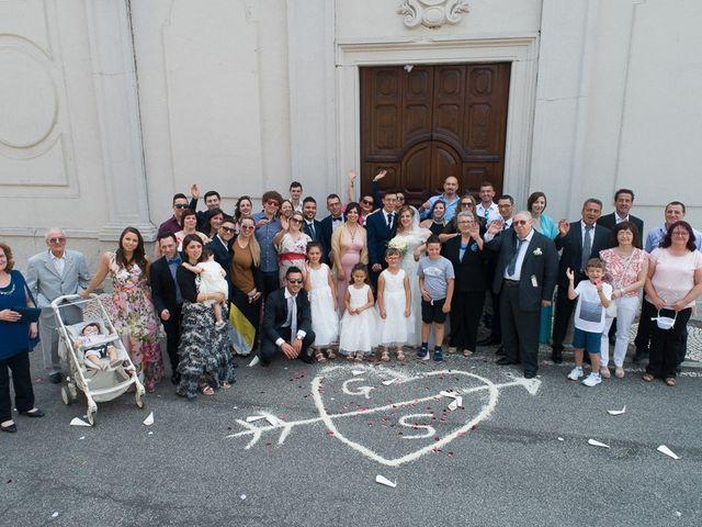Il matrimonio di Giovanni e Sandra a Erbusco, Brescia 116