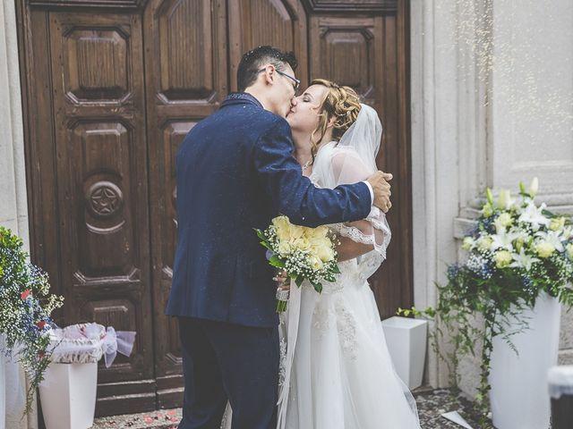 Il matrimonio di Giovanni e Sandra a Erbusco, Brescia 117