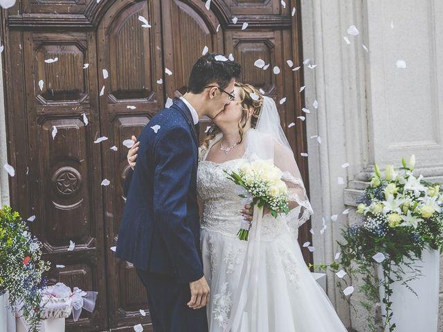 Il matrimonio di Giovanni e Sandra a Erbusco, Brescia 118