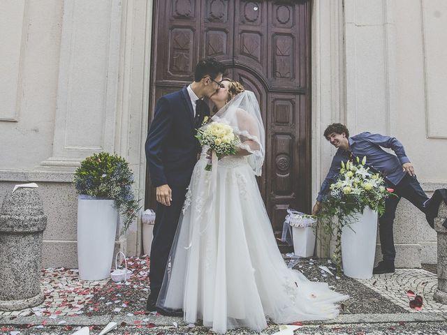 Il matrimonio di Giovanni e Sandra a Erbusco, Brescia 123