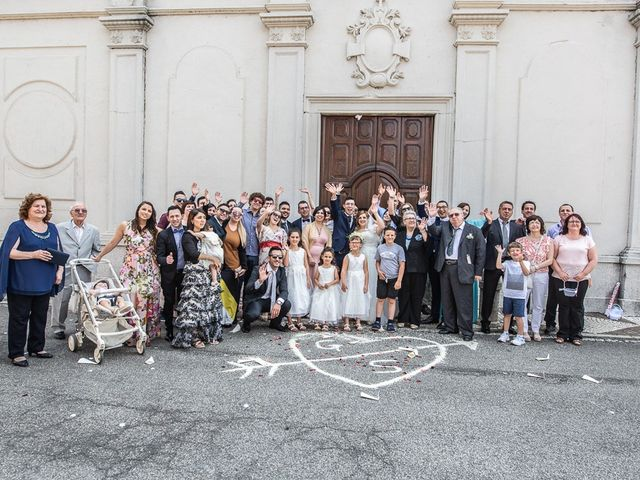Il matrimonio di Giovanni e Sandra a Erbusco, Brescia 124