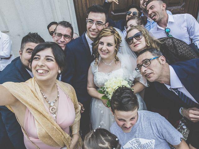 Il matrimonio di Giovanni e Sandra a Erbusco, Brescia 125
