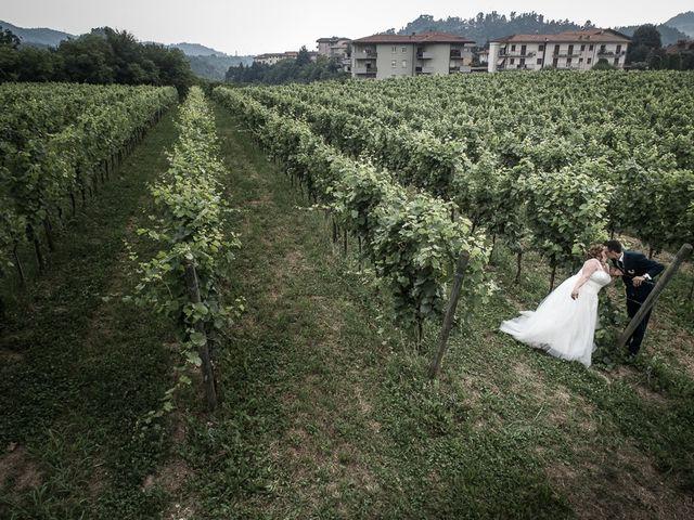 Il matrimonio di Giovanni e Sandra a Erbusco, Brescia 130