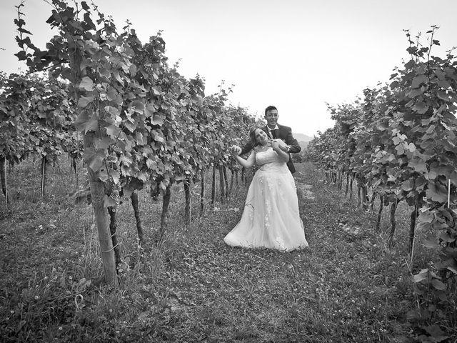 Il matrimonio di Giovanni e Sandra a Erbusco, Brescia 132