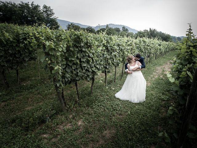 Il matrimonio di Giovanni e Sandra a Erbusco, Brescia 146