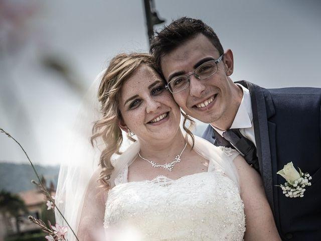 Il matrimonio di Giovanni e Sandra a Erbusco, Brescia 135