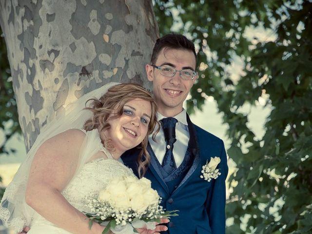 Il matrimonio di Giovanni e Sandra a Erbusco, Brescia 136