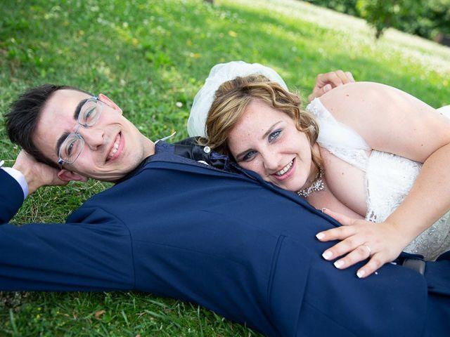 Il matrimonio di Giovanni e Sandra a Erbusco, Brescia 137
