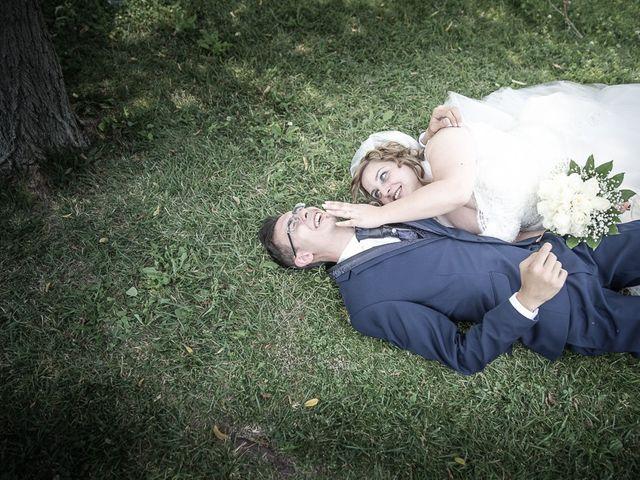 Il matrimonio di Giovanni e Sandra a Erbusco, Brescia 140