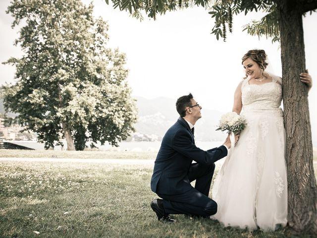 Il matrimonio di Giovanni e Sandra a Erbusco, Brescia 148