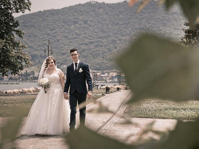 Il matrimonio di Giovanni e Sandra a Erbusco, Brescia 151