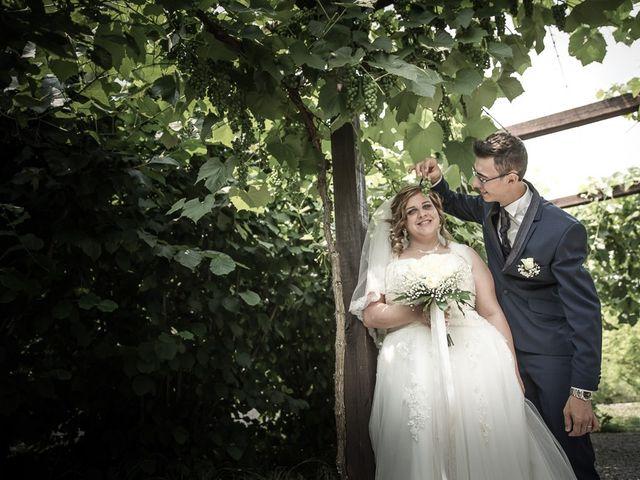 Il matrimonio di Giovanni e Sandra a Erbusco, Brescia 152