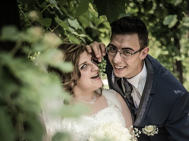 Il matrimonio di Giovanni e Sandra a Erbusco, Brescia 153