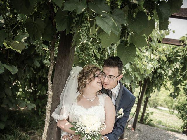 Il matrimonio di Giovanni e Sandra a Erbusco, Brescia 155