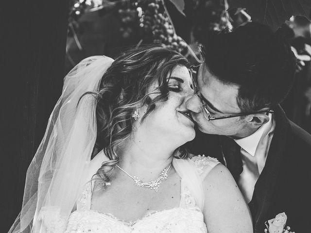 Il matrimonio di Giovanni e Sandra a Erbusco, Brescia 156