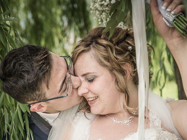 Il matrimonio di Giovanni e Sandra a Erbusco, Brescia 1