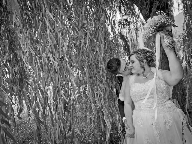 Il matrimonio di Giovanni e Sandra a Erbusco, Brescia 162