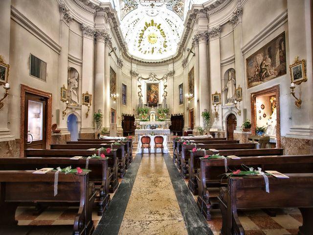 Il matrimonio di Ivan e Elisa a Castelnuovo del Garda, Verona 9