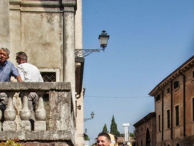 Il matrimonio di Ivan e Elisa a Castelnuovo del Garda, Verona 12