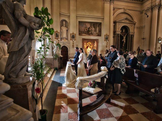 Il matrimonio di Ivan e Elisa a Castelnuovo del Garda, Verona 22