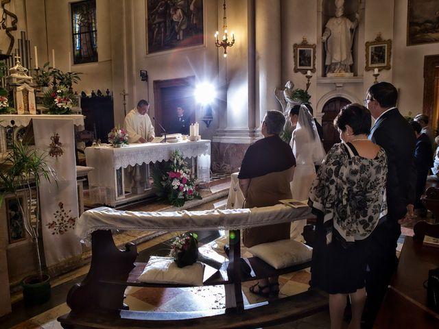 Il matrimonio di Ivan e Elisa a Castelnuovo del Garda, Verona 26