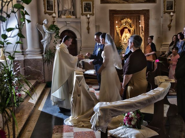 Il matrimonio di Ivan e Elisa a Castelnuovo del Garda, Verona 27