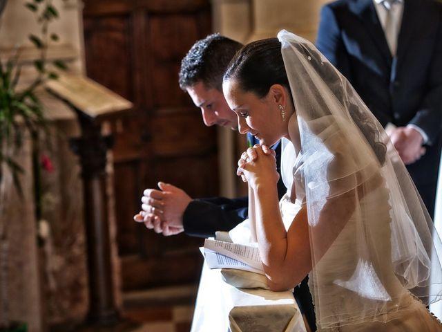 Il matrimonio di Ivan e Elisa a Castelnuovo del Garda, Verona 28