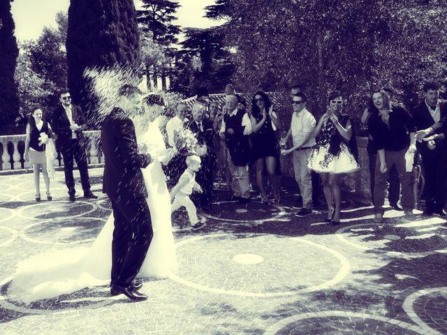 Il matrimonio di Ivan e Elisa a Castelnuovo del Garda, Verona 30