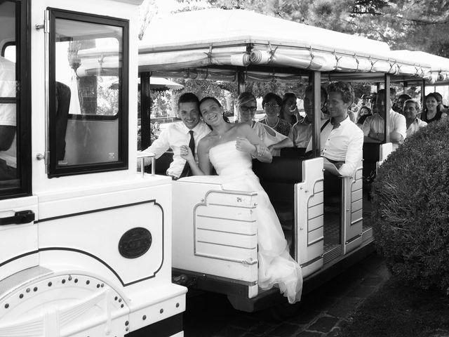 Il matrimonio di Ivan e Elisa a Castelnuovo del Garda, Verona 36