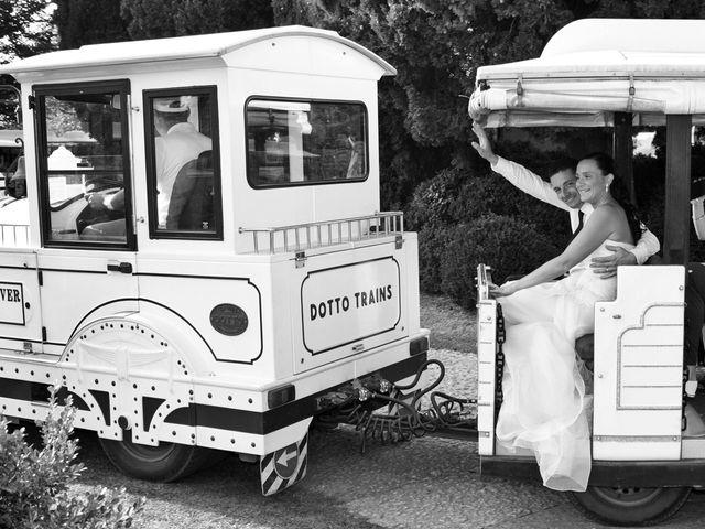 Il matrimonio di Ivan e Elisa a Castelnuovo del Garda, Verona 37
