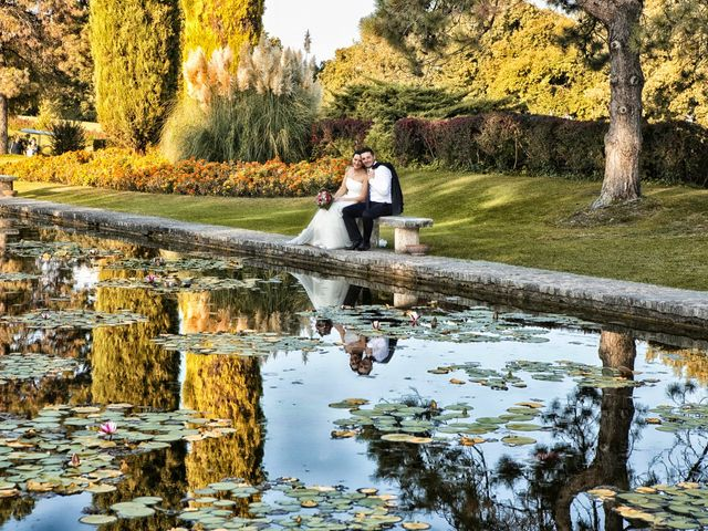 Il matrimonio di Ivan e Elisa a Castelnuovo del Garda, Verona 40