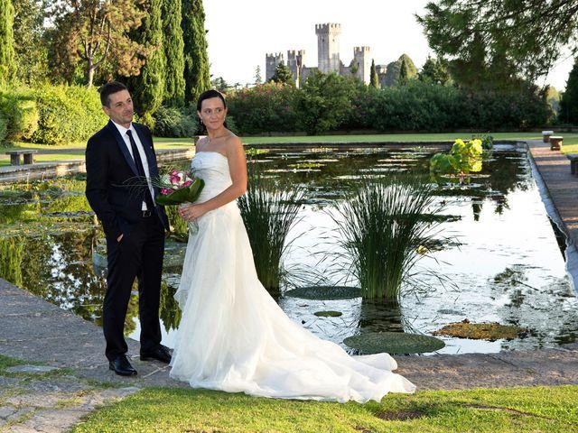 Il matrimonio di Ivan e Elisa a Castelnuovo del Garda, Verona 44