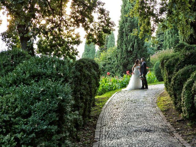 Il matrimonio di Ivan e Elisa a Castelnuovo del Garda, Verona 50