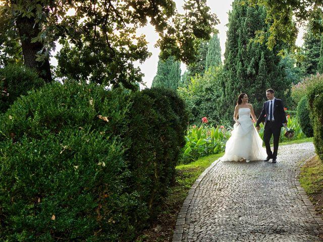 Il matrimonio di Ivan e Elisa a Castelnuovo del Garda, Verona 51
