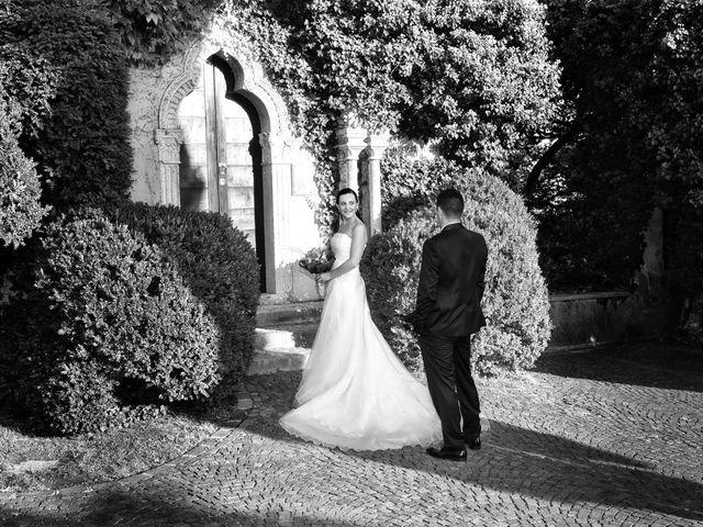 Il matrimonio di Ivan e Elisa a Castelnuovo del Garda, Verona 53