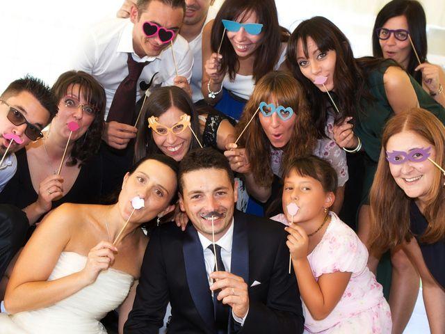 Il matrimonio di Ivan e Elisa a Castelnuovo del Garda, Verona 70