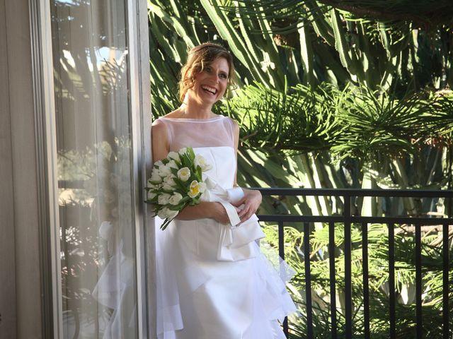 Il matrimonio di Simone e Daniela a Castellammare del Golfo, Trapani 13