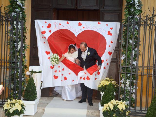 Il matrimonio di Simone e Daniela a Castellammare del Golfo, Trapani 16
