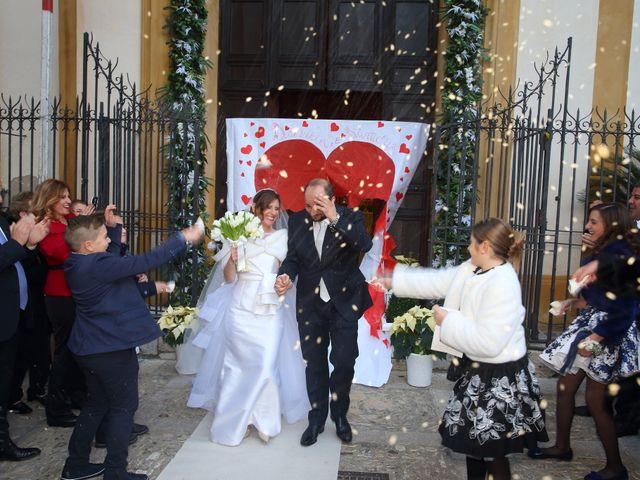Il matrimonio di Simone e Daniela a Castellammare del Golfo, Trapani 17