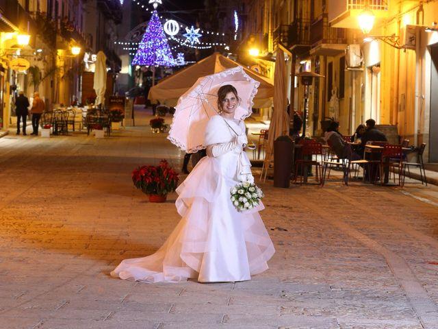 Il matrimonio di Simone e Daniela a Castellammare del Golfo, Trapani 23