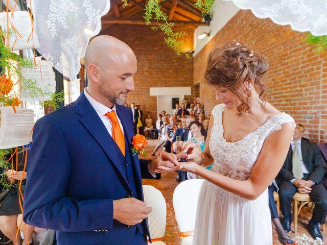 Il matrimonio di Lorenzo e Michela a Malnate, Varese 21