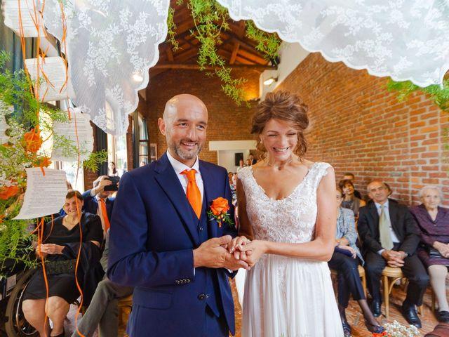 Il matrimonio di Lorenzo e Michela a Malnate, Varese 22